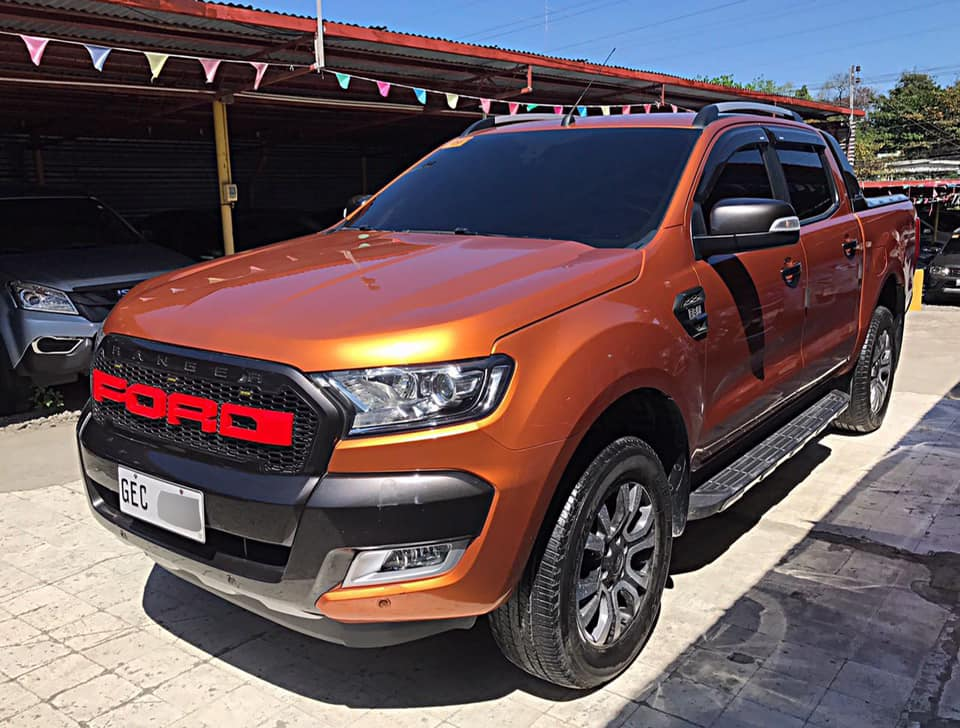 2016 Ford Ranger >> 2016 Ford Ranger Wildtrak 4x4 2 2l